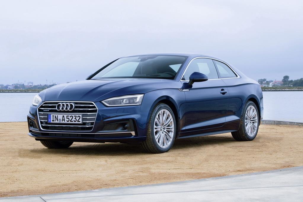 Audi A5 & Infiniti Q60