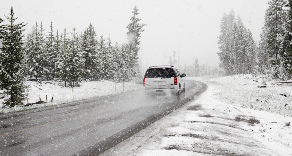 Мойка автомобиля зимой - советы по уходу