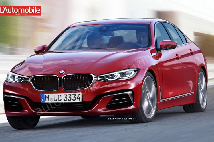 Какой будет новая BMW M3 2019
