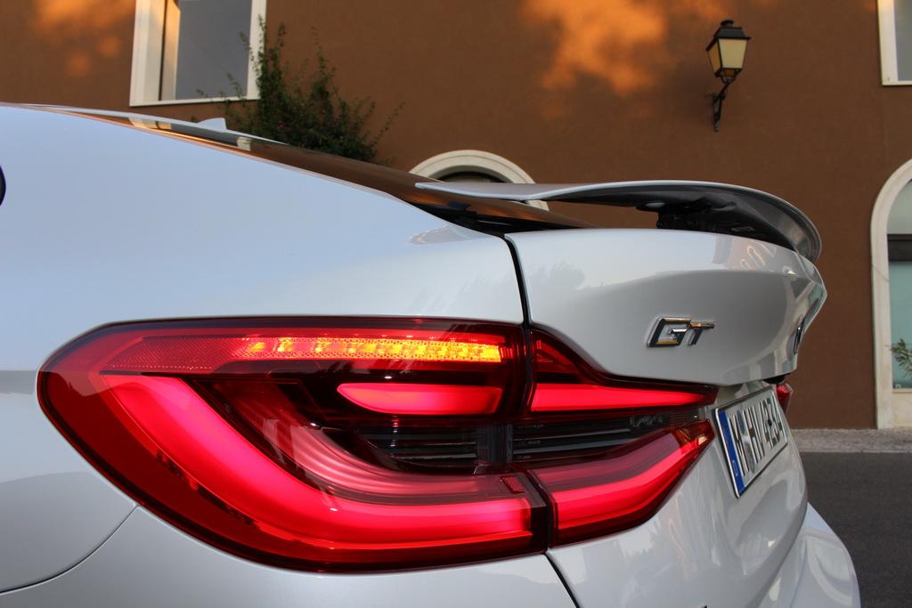 BMW 6 Серии GT 2017