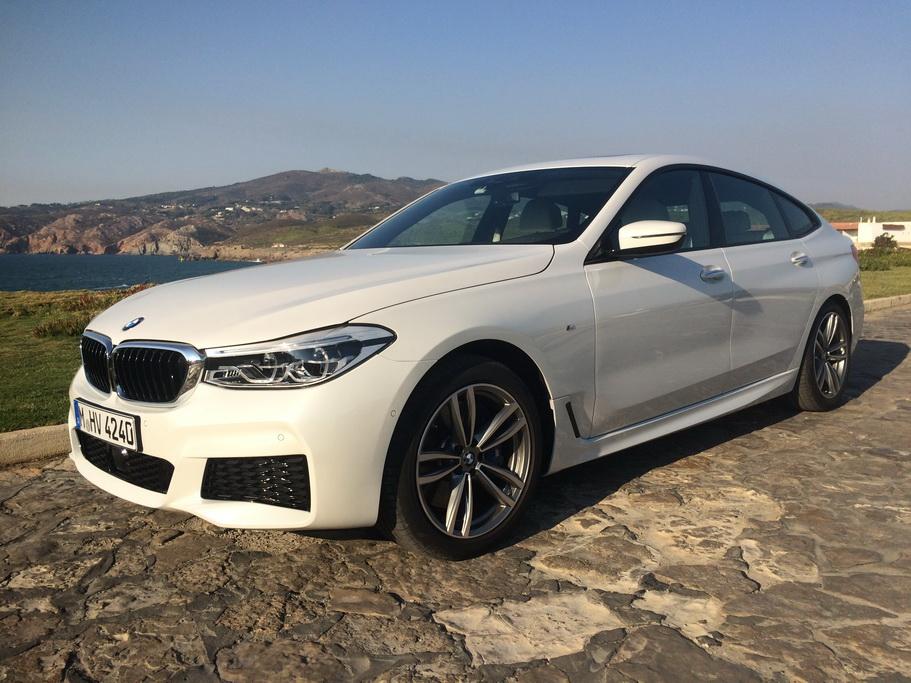 BMW 6 Серии GT