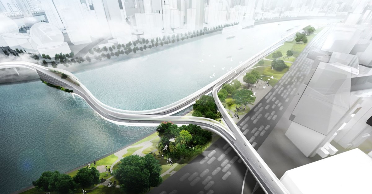 BMW планирует построить дорогу исключительно для электрокаров