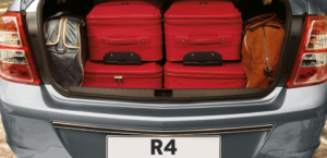 Ravon R4 багажник