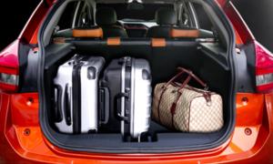 Chery Tiggo 2 Багажник