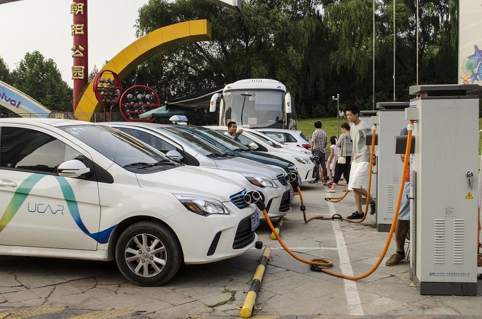 Вконце года рынок электромобилей может достигнуть отметки в1 млн экземпляров