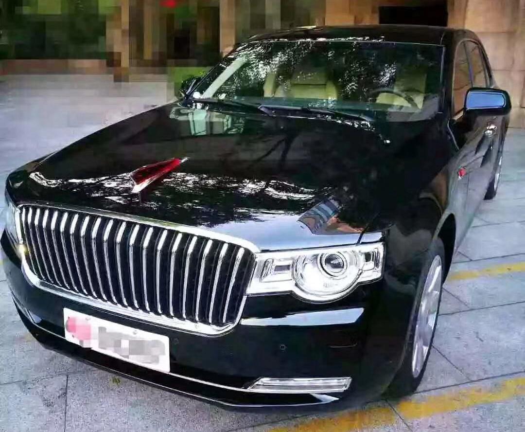 В Китае создали конкурента BMW 3 и Mercedes C-Class