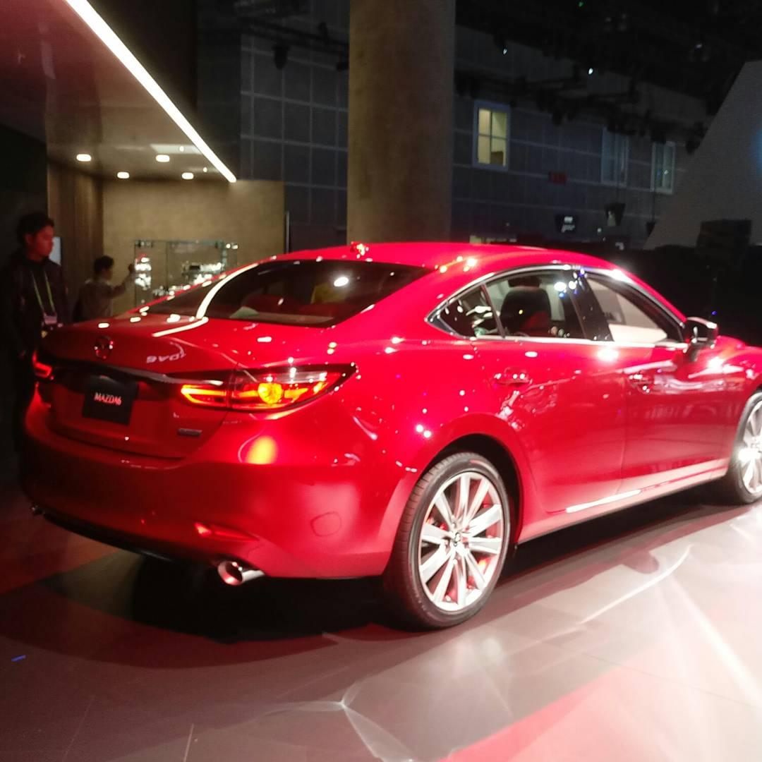 2018 Mazda Mazda6 Camshaft: Новая Mazda 6 2018. Что изменилось и преобразовалось