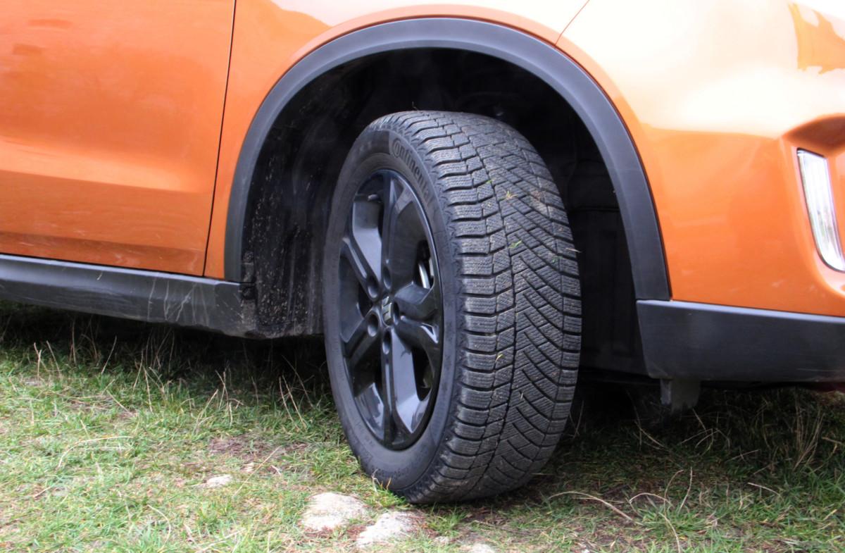 зимние шины Continental ContiViking-Сontact6