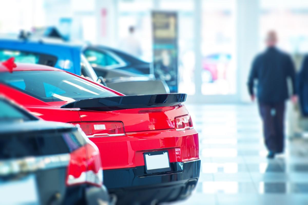 Новое авто в кредит