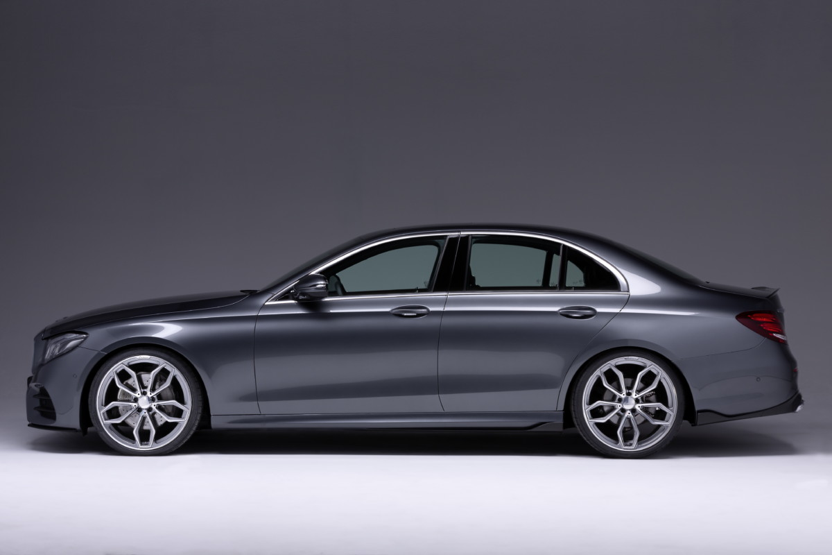 Mercedes-Benz E43 4MATIC от Lorinser