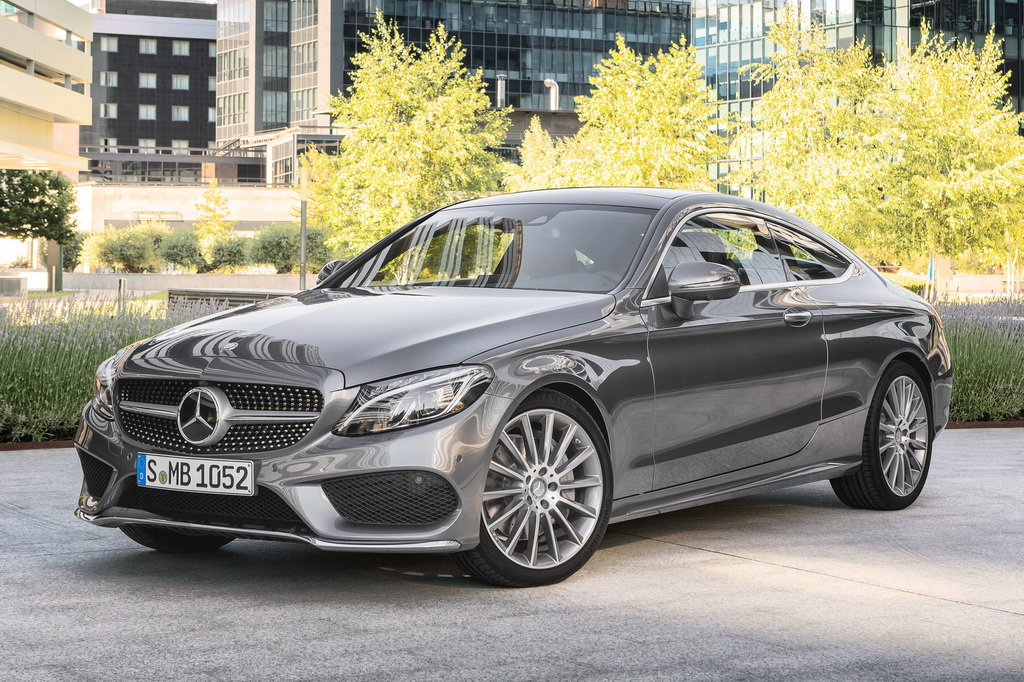 Mercedes-Benz C300 Coupe & Infiniti Q60