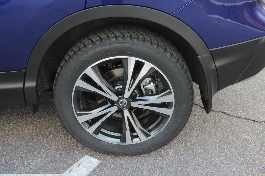 Nissan Qashqai Design