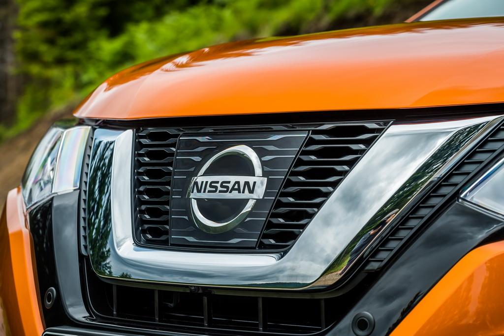 Лого Nissan X-Trail 2017
