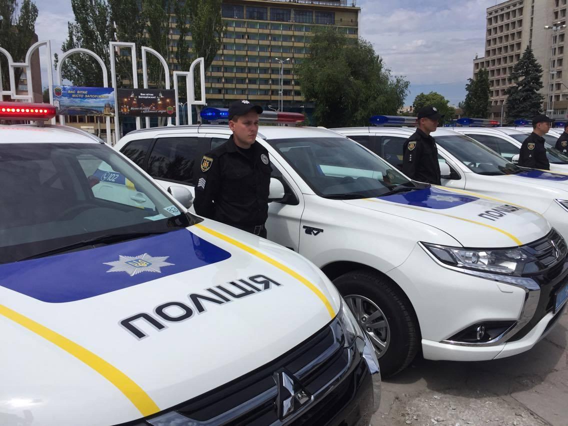 Департамент патрульной полиции Украины