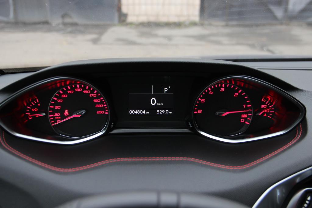 Peugeot 308 SW 2017