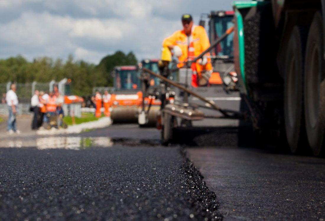 Укравтодор ремонт дороги