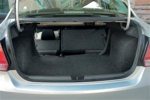 VW Polo sedan багажник