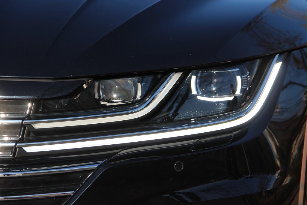 Оптика Volkswagen Arteon 2017