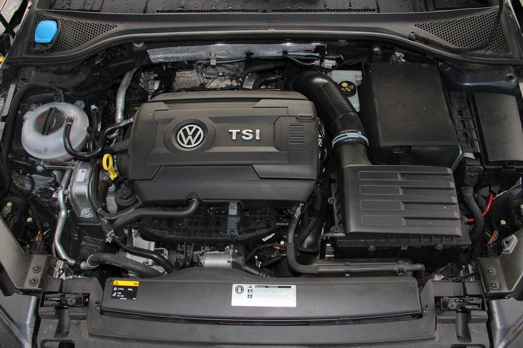 Мотор Volkswagen Arteon 2017