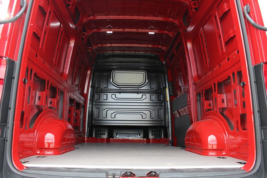Фургон Volkswagen Crafter 2017