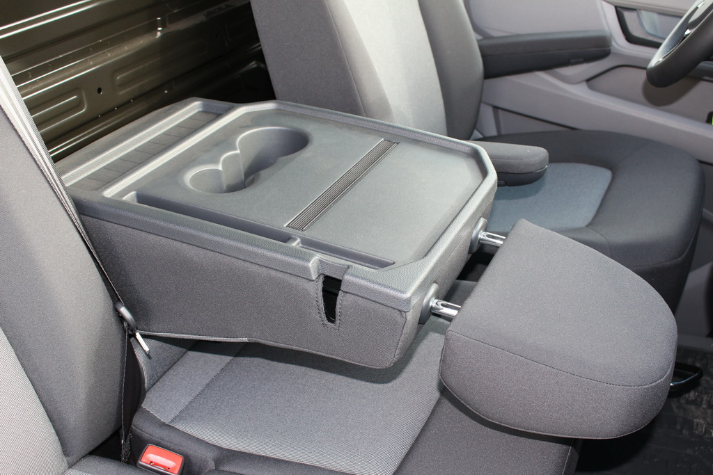 Интерьер Volkswagen Crafter 2017