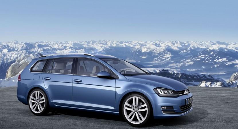 Volkswagen Golf возглавил октябрьский рейтинг продаж украинского рынка