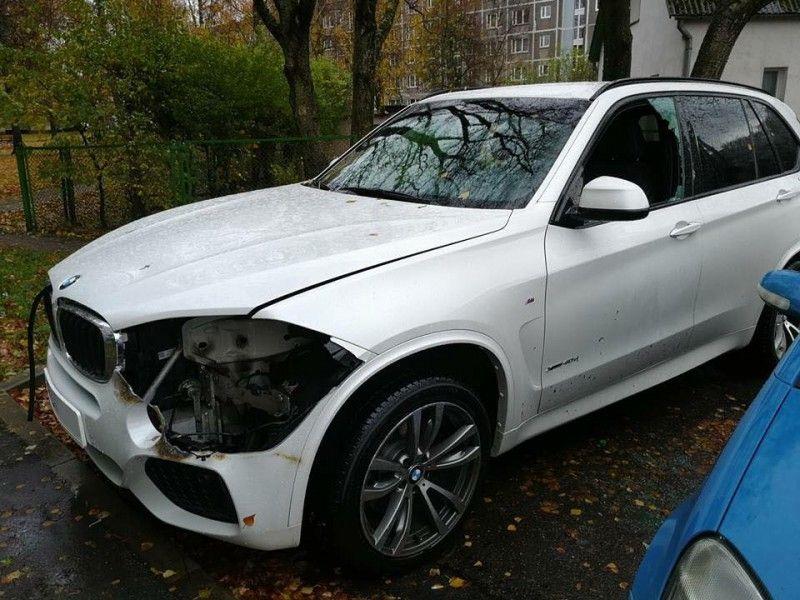 фары на BMW X5