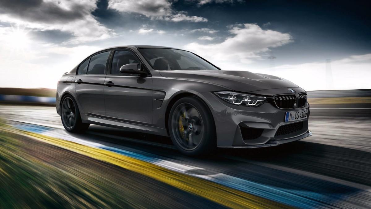 Рассекречен самый экстремальный седан BMW M3