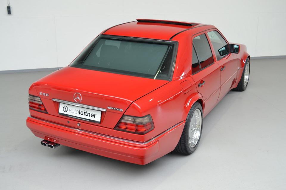 Mercedes W124 E60 AMG
