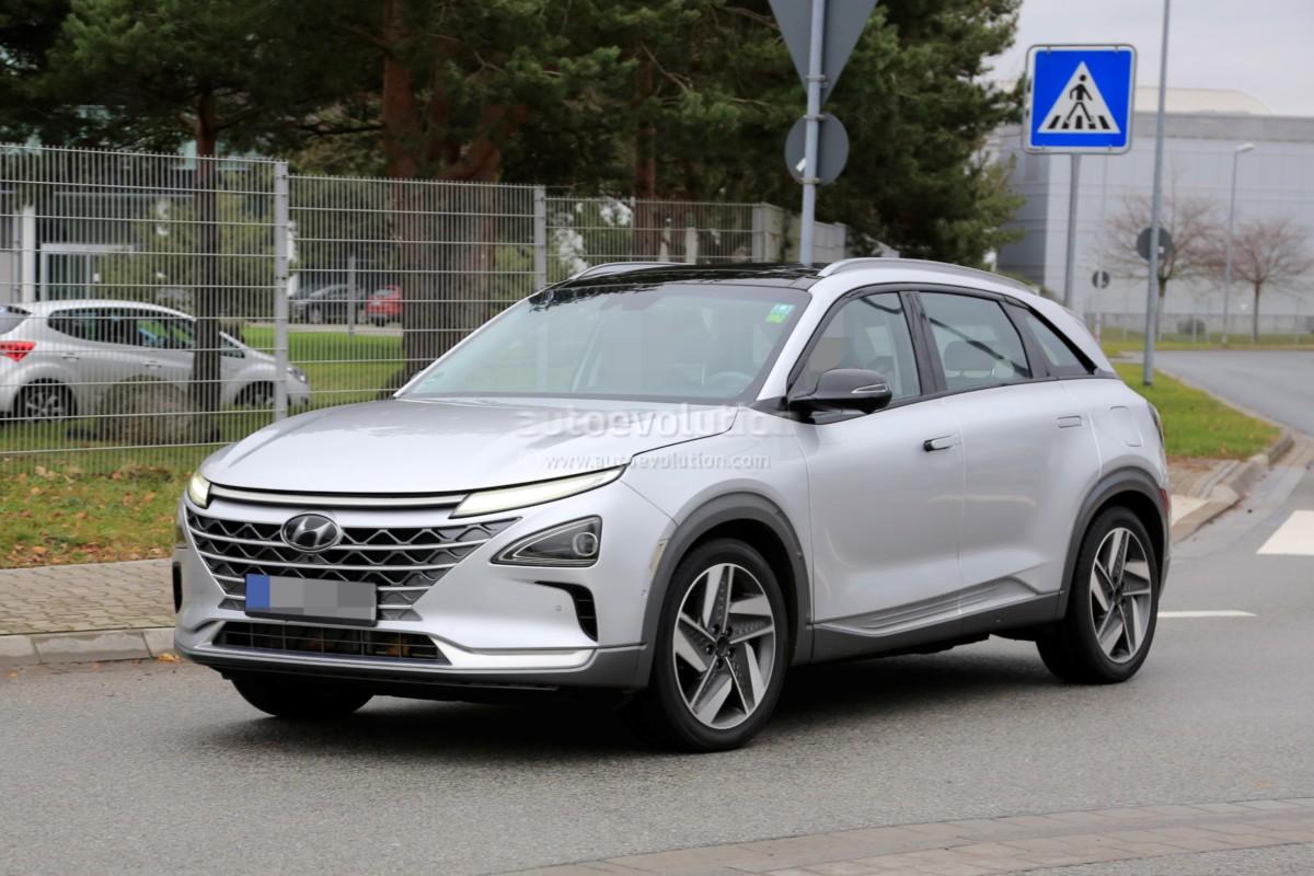 новый кроссовер Hyundai