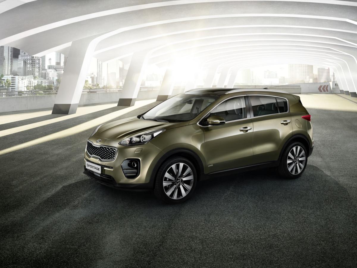 Самые популярные новые авто в Украине за 2017 год
