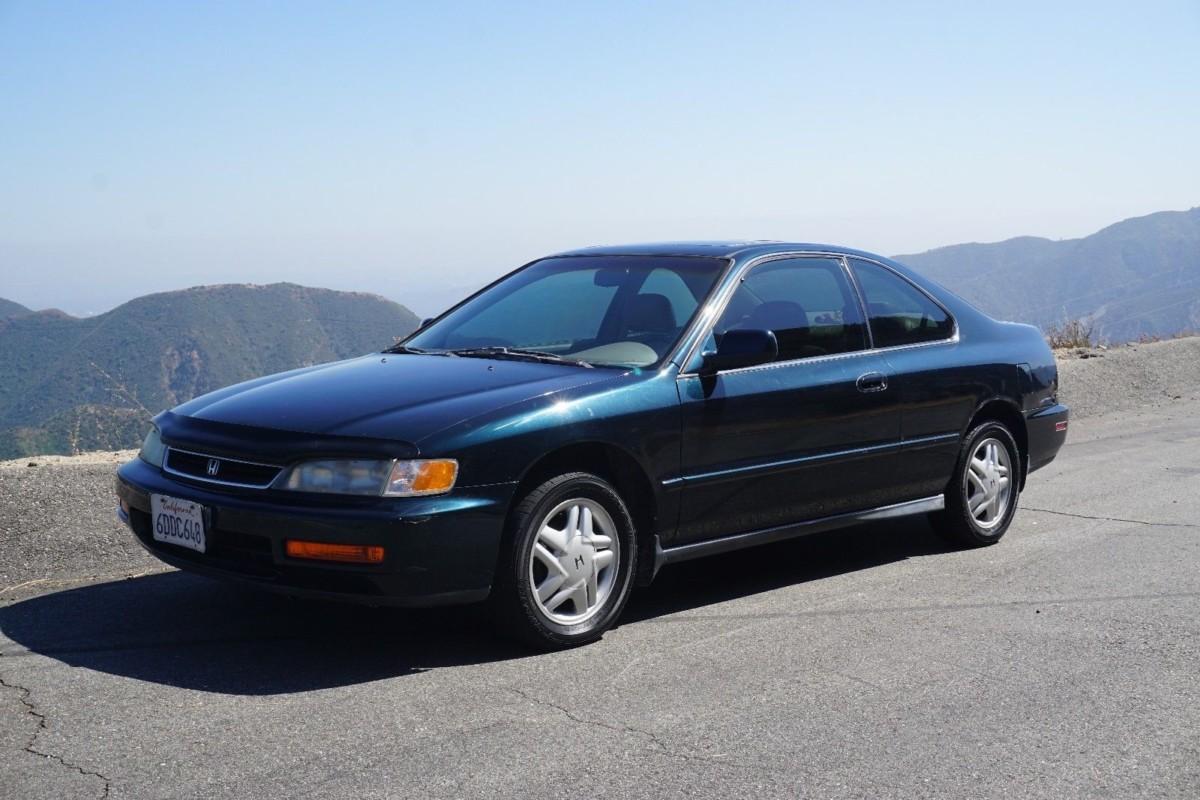 Авторский рекламный ролик увеличил цену старой Хонда Accord в40 раз