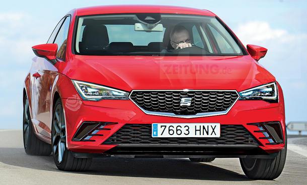 Новый SEAT Leon появится в 2019 году
