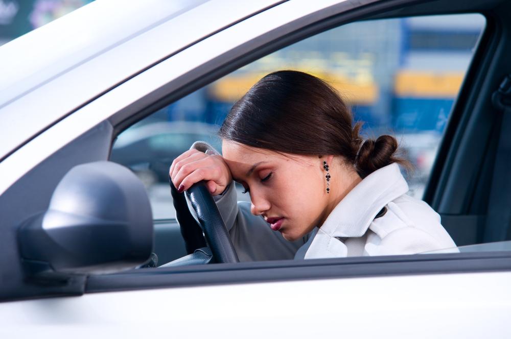 Усталость за рулем равносильна опьянению – исследование