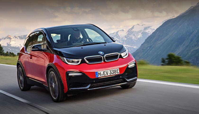 батареи электромобилей BMW