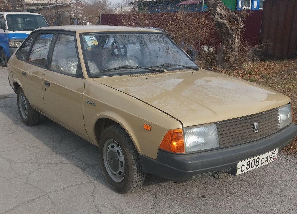 Купить Москвич-2141