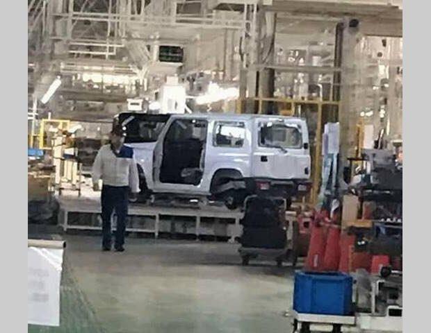 Стартовало производство нового Suzuki Jimny 2018
