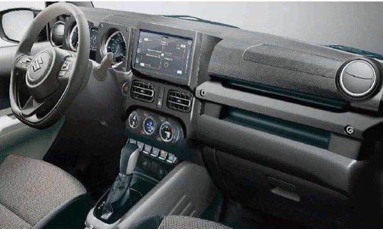 Новый Suzuki Jimny 2018 полностью рассекречен