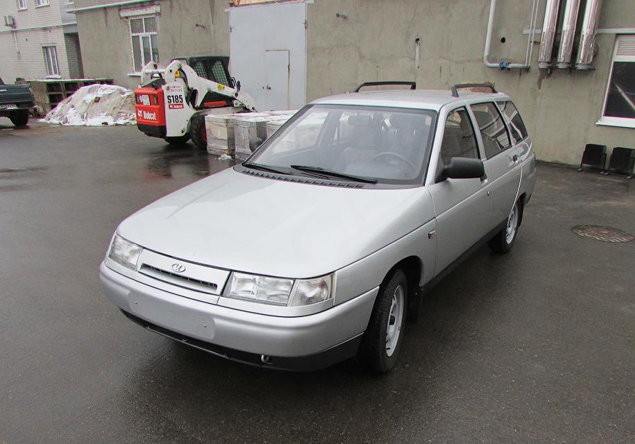 На продажу выставили старые ВАЗ и ГАЗ без пробега