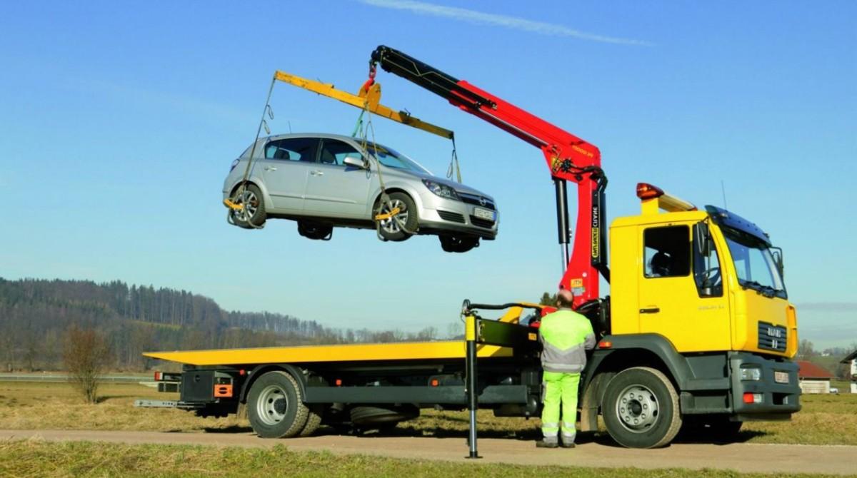 За какие нарушения предусмотрена эвакуация авто в Украине