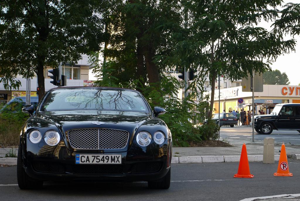авто из Болгарии