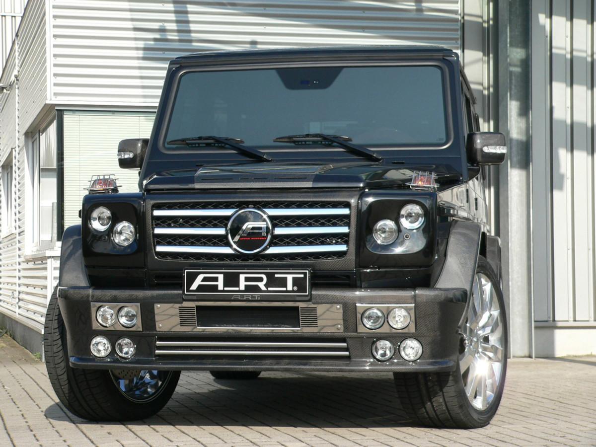 Автомобиль A.R.T. Mercedes-Benz AS55K YAAS EDITION Abu Dhabi Sheikh Sultan Bin Rashed Al Nahyan