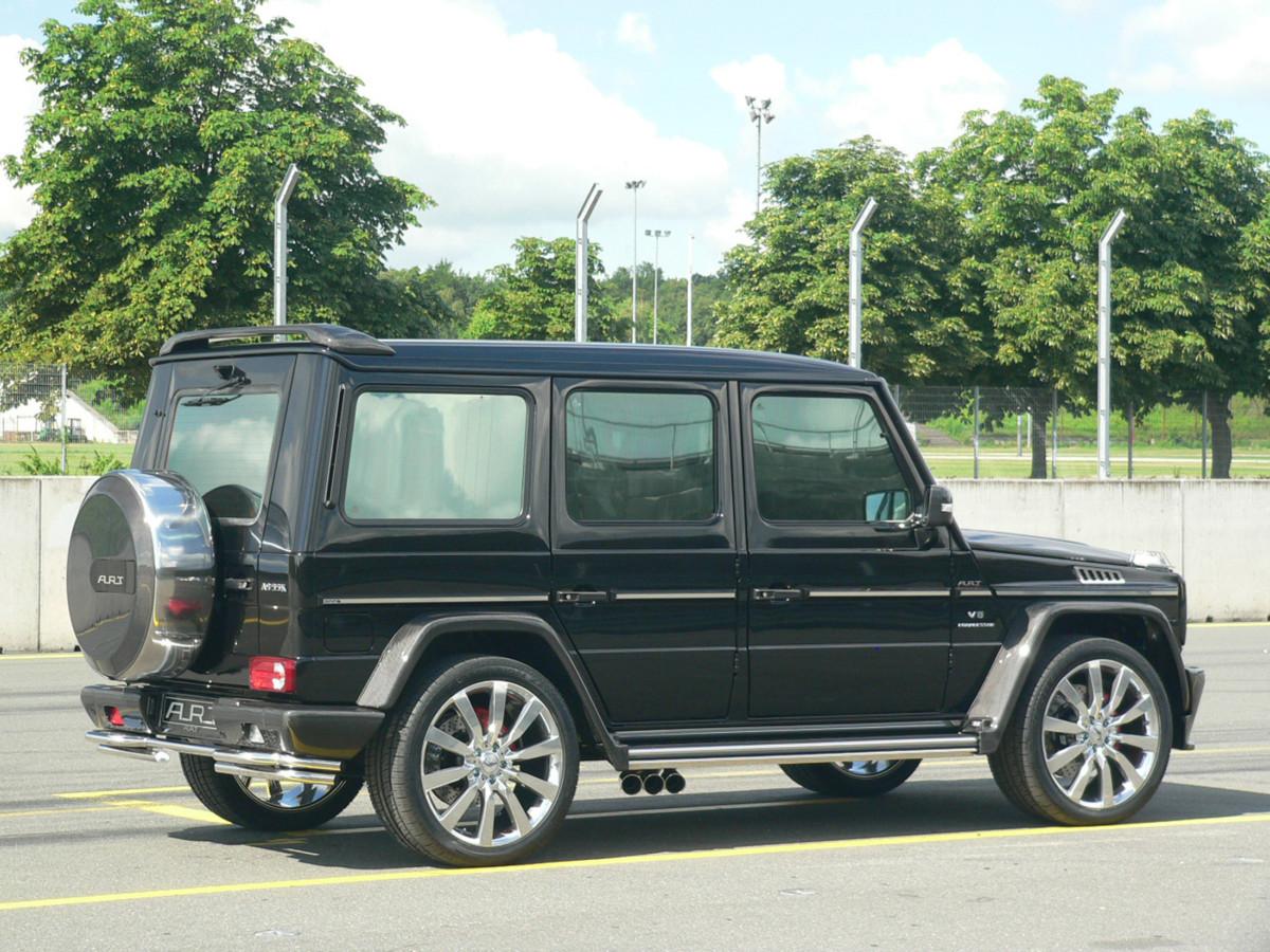 Авто A.R.T. Mercedes-Benz AS55K YAAS EDITION Abu Dhabi Sheikh Sultan Bin Rashed Al Nahyan
