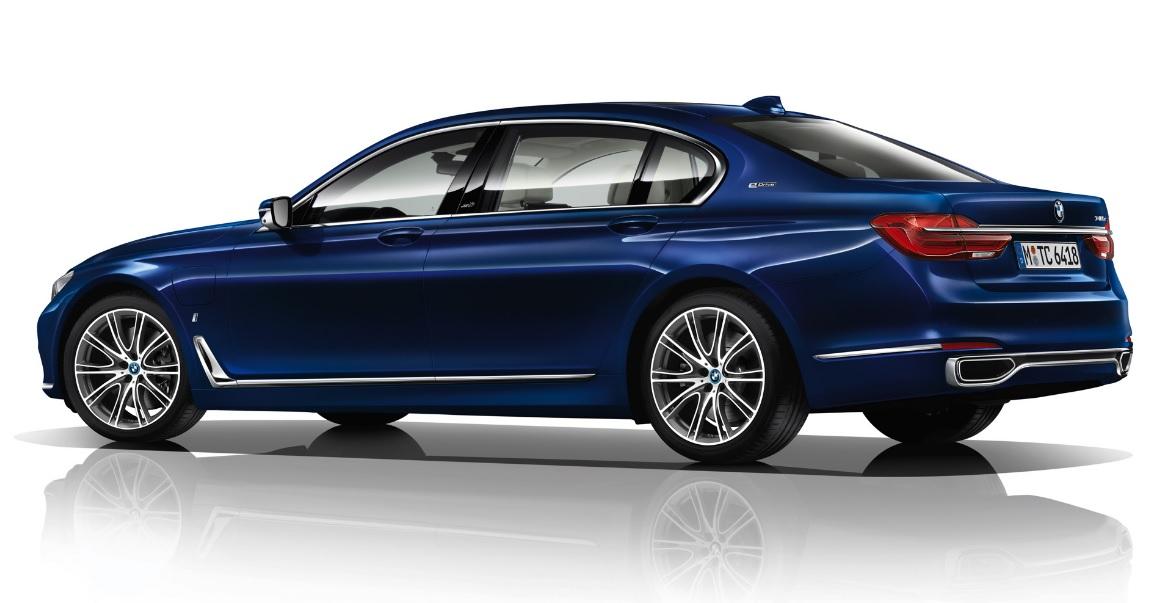 BMW Автомобиль Individual M760Li xDrive Model V12 Excellence THE NEXT 100 YEARS