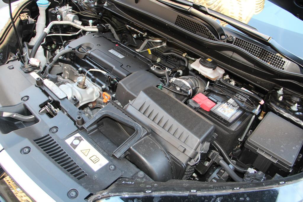 Мотор Honda CR-V 2017