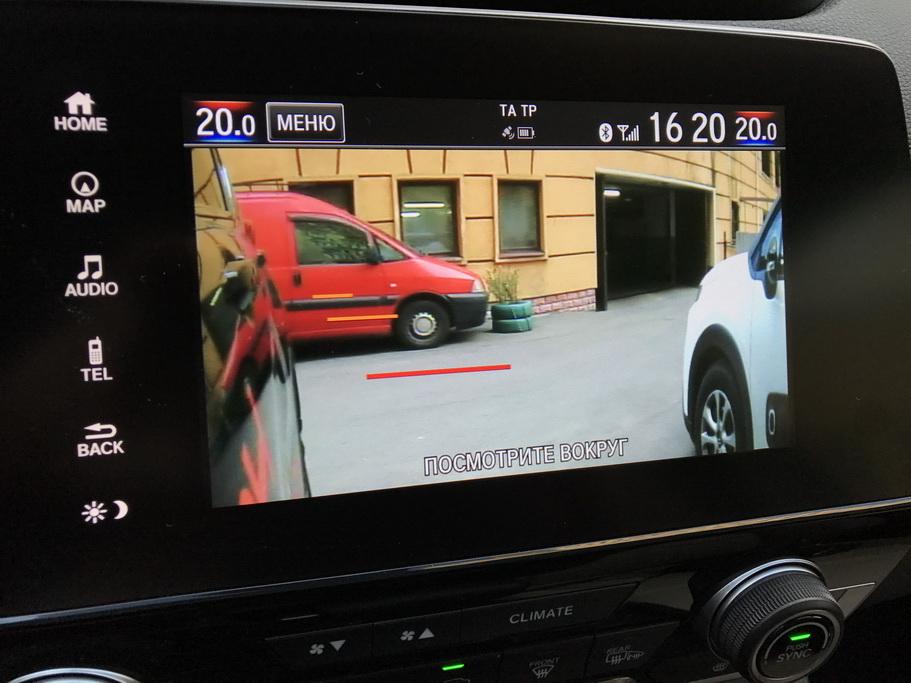 Lane Watch Honda CR-V 2017
