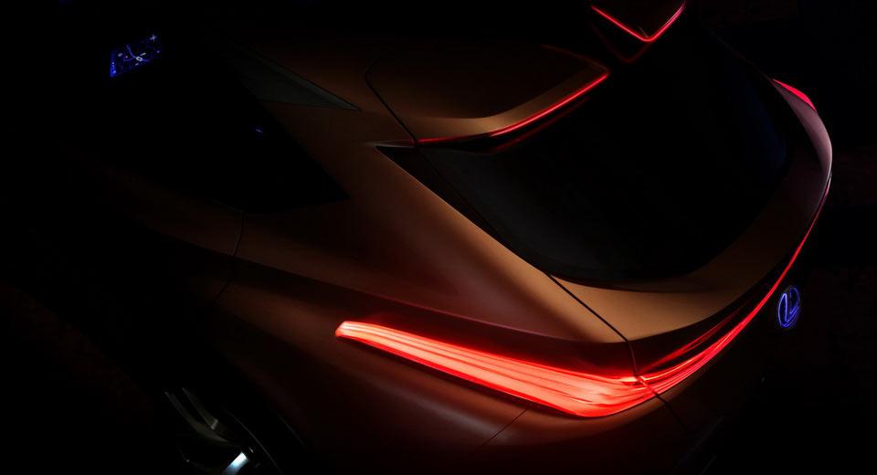 В Детройте представят самый большой кроссовер Lexus