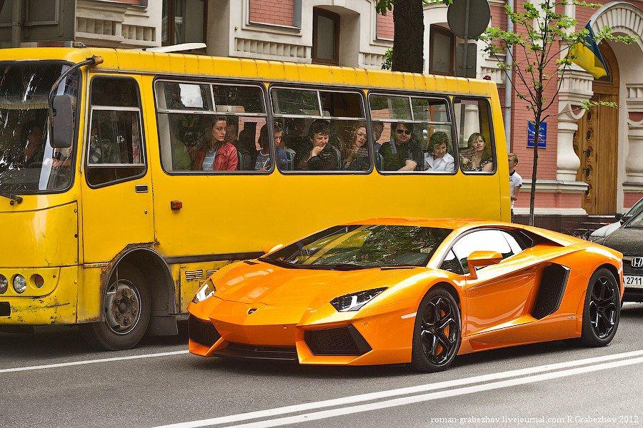 Винегрет из забавных фактов - Lamborghini Diablo в Киеве