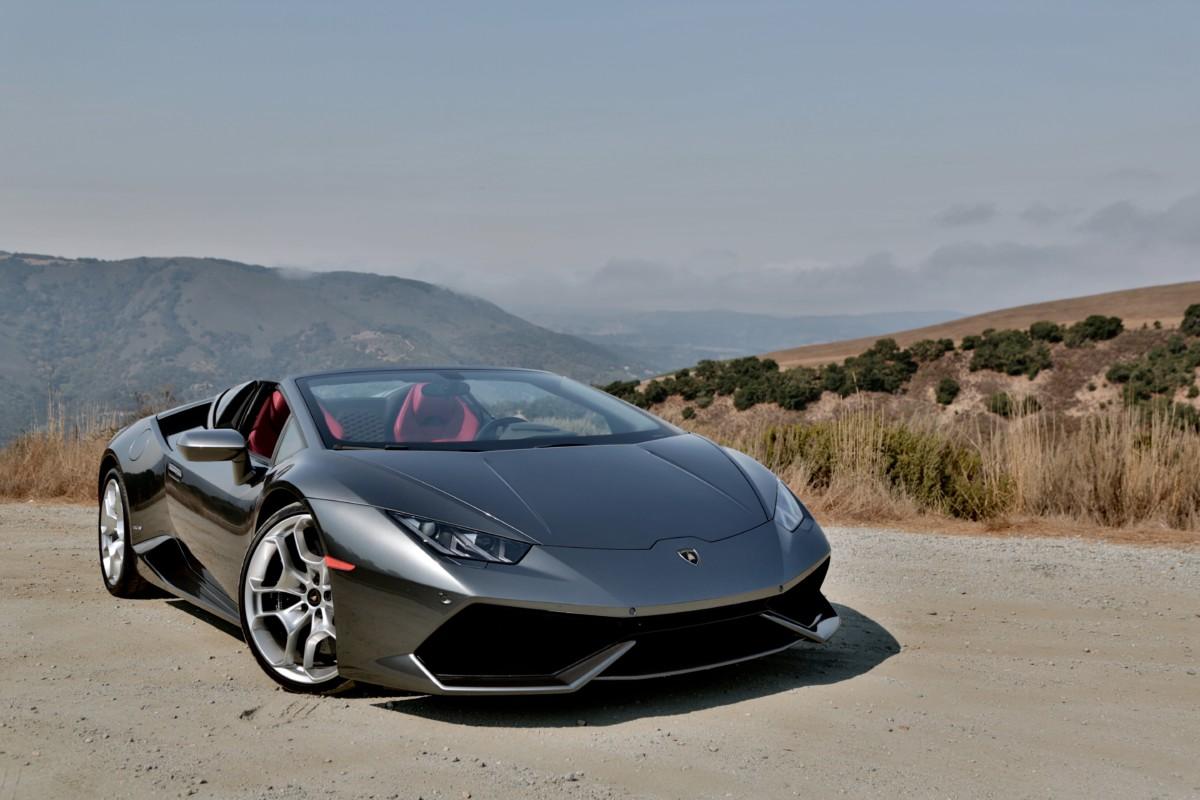 Lamborghini Huracan самое крутое такси в мире