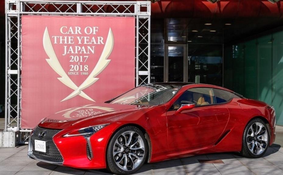 Назван лучший автомобиль 2017-ого вЯпонии